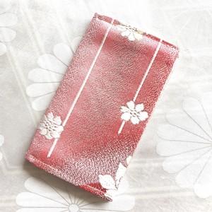 【花ひとひら】西陣帯のカードケース