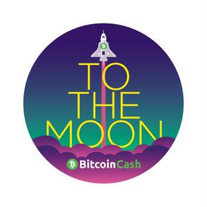 BitcoinCash缶バッジ シリーズD COFA(D2-002)