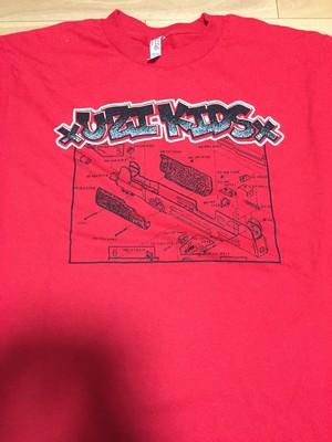 uzi kids Tシャツ