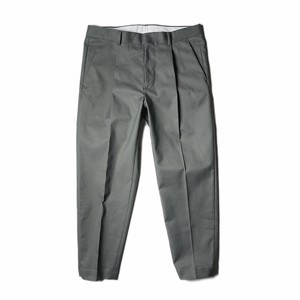 "UNRIVALED ""SETUP-TROUSERS"" GRAY"