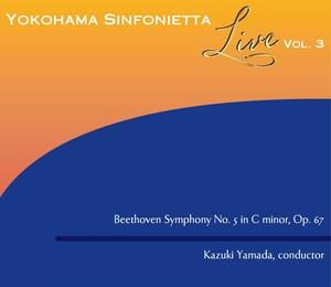 YOKOHAMA SINFONIETTA Live Vol.3