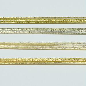 【素材】水引20本セット(金系4色)