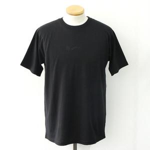 【RVCA】 SMALL RVCA SS TEE (BLACK)