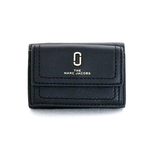 マークジェイコブス MARC JACOBS 三つ折財布 レディース M0015413-001 BLACK