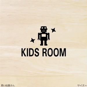 子供部屋に❤︎キッズルームステッカーシール❤︎オリジナルステッカーシール,カッティングシート