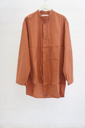 B.O. Ribon Shirt -AMBER- / ANEI