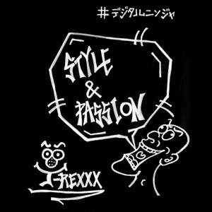 "J-REXXX EP""STYLE&PASSION"""