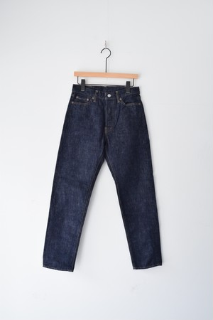 【ordinary fits】NEW ROOL UP 5P DENIM one wash/OM-P122OW