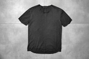 ASKYY  / LAYERED CUTSEW 5TH / D.GRY