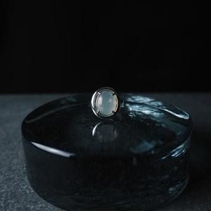Healing stone ring