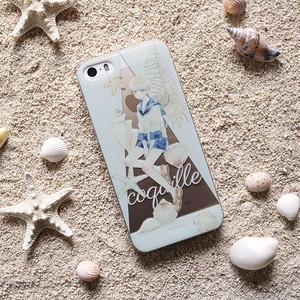 iPhone case:coquille(貝殻)