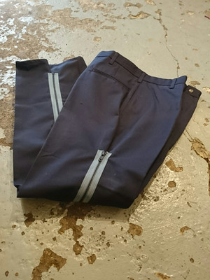"BAA COSTUME MFG. ""DOUBLE LINE ADJUSTMENT PANTS"""
