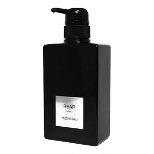 モナリ(MONNALI) ブラックシリーズ クレンジングシャンプー REAR 350mL
