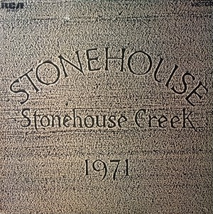 【LP】STONEHOUSE/Stonehouse Creek