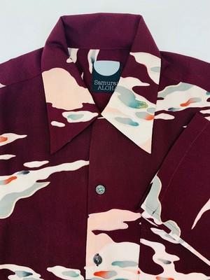 長袖シャツ Silk-M_N11