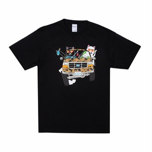 RIPNDIP - The Whole Gang Tee (Black)