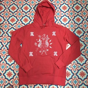 Tropical Cuban boy G.E.N. hoodie men's M