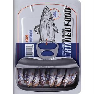 CannedFish iPadケース 80