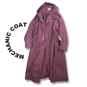 Mechanic coat [Bordeaux]