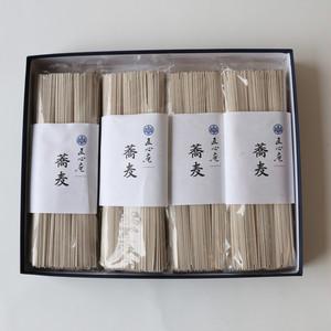 【贈答用】直心庵のこだわり蕎麦(36食)