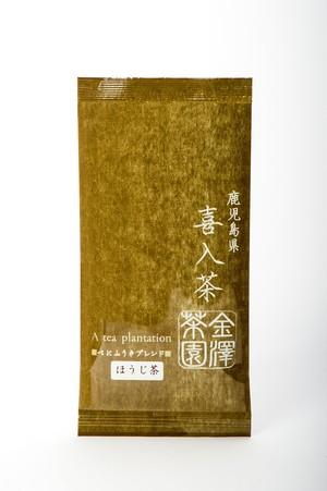 鹿児島県産 喜入茶 京ほうじ茶