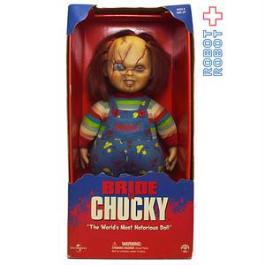 サイドショウ チャッキー 人形  傷顔