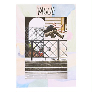 VAGUE - ISSUE 4