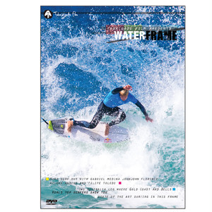 最新作DVD「WATER FRAME」!