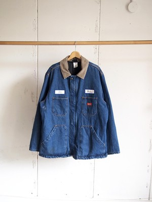 USED / Dickies, Denim cover all