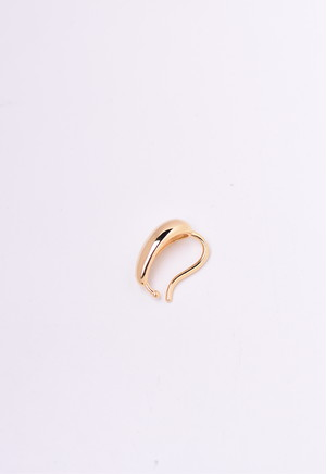 drop ear cuff /gold