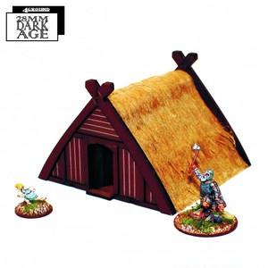 【予約発注】 SAGA:   Norse Storehouse/Hut 28S-DAR-107
