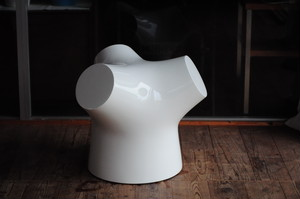 Objects with an existential crisis - Maybe I am a stool. by Patrick Chia for TIME & STYLE