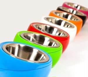 Hing Dome Bowl (可愛いドーム型・愛犬用フードボウル)