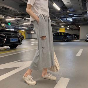 クラッシュロングスカート