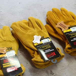KINCO GLOVES 50 COWHIDE(キンコグローブ)