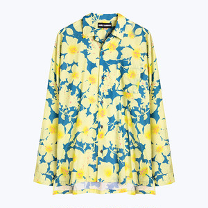 L/S HAWAIAN SHIRT  (DOUBLE RAINBOUU )