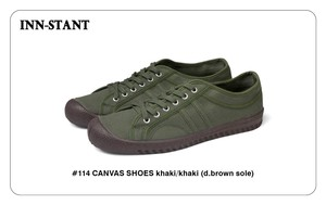 INN-STANT CANVAS SHOES #114