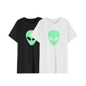 エイリアンTシャツ(White,Black) 60