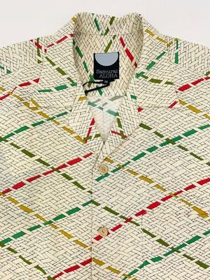サムライアロハ Silk-M_222