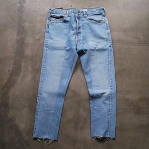 OLD PARK Slim Flare Jeans ⑥