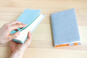 五箇山和紙のブックカバー 〈文庫本/ A6サイズ〉 |FIVE