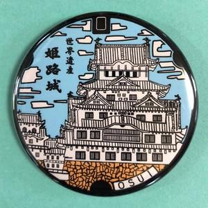 マンホール【マグネット】兵庫県姫路市 姫路城