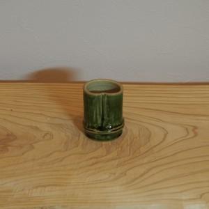 89  Bamboo Motif series 竹モチーフ ぐい呑み ショットグラス