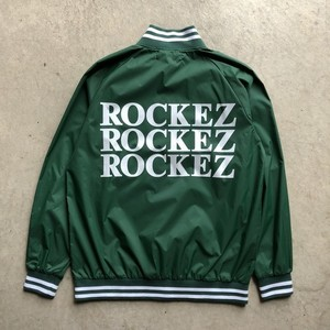 "ROCKEZ ""Stadium Jacket"" -GREEN-"