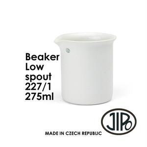 """JIPO Beaker Low Spout """"227/1"""" [275ml]"""