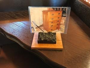 現品限り《B》木製メモスタンド・フォトスタンド、カードスタンド、様々な用途に…☆