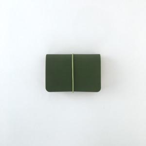 Pavot Cardt Holder Green|カードホルダー(グリーン)