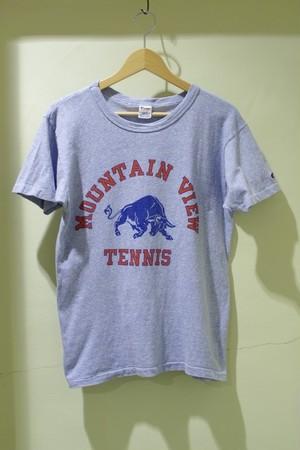 1980s Champion 88/12 T-Shirt 染み込みプリント