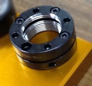 GLO YSK M26×1.5P 精密ロックナット
