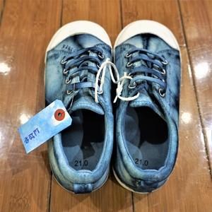 藍染こば屋 / 藍染のこども靴
